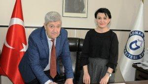 ADÜ, Azerbaycan Üniversiteler ile protokol imzaladı