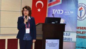 İleri Toksikoloji Kursu Kayseri Devlet Hastanesi'nde Başladı