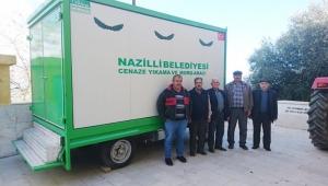 Nazilli Belediyesi araç filosunu güçlendiriyor