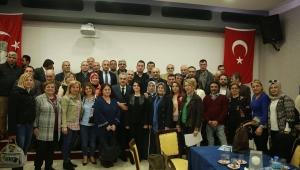 """ASTO'DAN MUSTAFA SAVAŞ'A TAM DESTEK"""