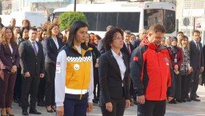 Aydın'da 14 Mart Tıp Bayramı kutladı