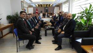 Aydın'da 'Hami Projesi' toplantısı yapıldı