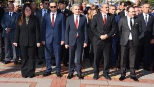 Başkan Alıcık Çanakkale Zaferi anma etkinliklerine katıldı