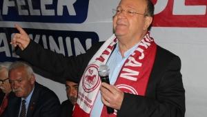 """Başkan Özakcan; """"Adaylığımı engelleyen isimler CHP'ye benim kadar hizmet etmedi"""""""