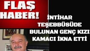 ÇATIDA İNTİHAR ETMEK İSTERKEN MÜMİN KAMACIYI GÖRDÜ..