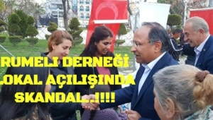 Didim'de yaşayan Roman vatandaşlardan lokal açılışında CHP'lilere anlamlı tepki
