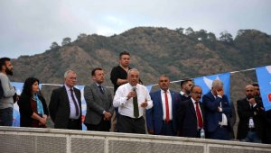 """DSP Genel Başkanı Aksakal: """"CHP'nin ülkeyi yönetmek gibi bir derdi yok"""""""
