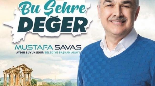 """Mustafa Savaş: """"Çerçioğlu, ekmek elden su gölden yaşıyor"""
