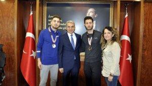 Nazillili taekwondocular Türkiye Şampiyonasında
