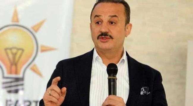 AK Parti İzmir İl BaşkanıAydın Şengül, görevinden istifa etti