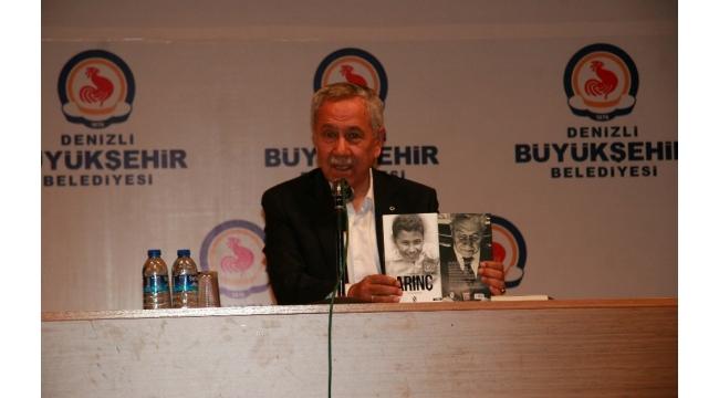Bülent Arınç'tan yerel seçim yorumu: