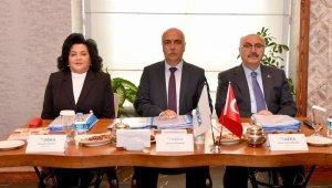 GEKA 116. yönetim kurulu toplantısı Denizli'de yapıldı