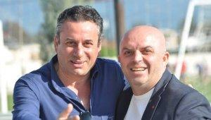 Hekimoğlu'ndan Nazilli Belediyespor camiasına teşekkür