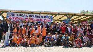 Kuyucak'ta çocuk şenliği düzenlendi