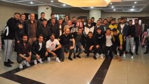 Nazilli belediyespor camiasında şampiyonluk heyecanı