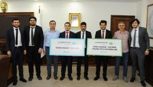 ADÜ, Para Yönetimi yarışmalarında ödüle doymuyor