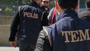 Aydın'da Nusret Cephesi terör örgütü yanlısı şahıs yakalandı