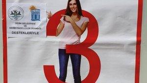 Didim'de Engelliler Haftası'nda kök hücre ve kan bağışı alımı yapılacak