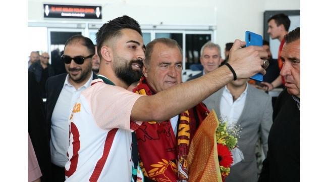 Galatasaray Sivas'ta
