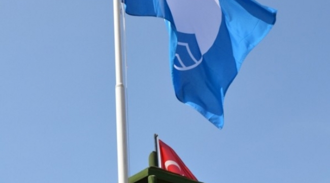 Kuşadası'na 21 Didim'e 10 Mavi Bayrak