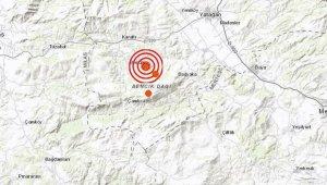 Muğla'da korkutan depremler