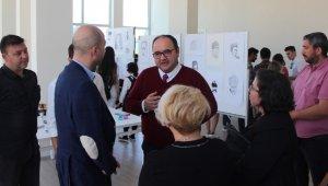 Söke MYO öğrencileri tasarımlarını sundu