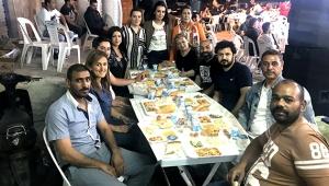 Yavuzlar İnşaat A.Ş. Söke'de iftar yemeği verdi