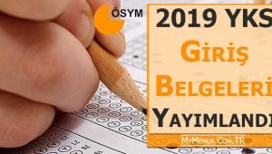 Yükseköğretim Kurumları Sınavı 2019 YKS Giriş Yerleri Açıklandı!