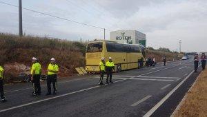 Feci otobüs kazası: 4 ölü 42 yaralı