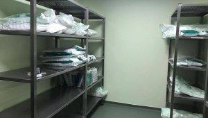 Aydın Atatürk Devlet Hastanesi Sterilizasyon Ünitesi yenilendi