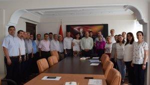 Çine'de 'Beyaz Bayrak ve Beslenme Dostu Okul' sertifika töreni düzenlendi