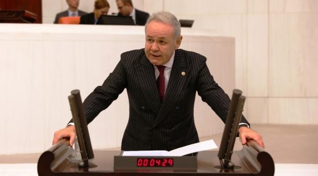 İYİ Parti Aydın Milletvekili Sezgin, çiftçi borçlarının yapılandırılması çağrısı yaptı