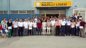 Nazilli'de okullar kalitelerini tescilledi