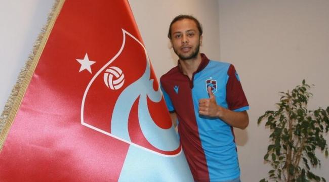 Trabzonspor, Pendikspor'dan Taha Tunç ile 3 yıllık sözleşme imzaladı.