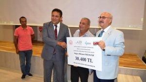 Aydın İŞKUR'dan engelli ve eski hükümlülere 2 milyonluk hibe desteği