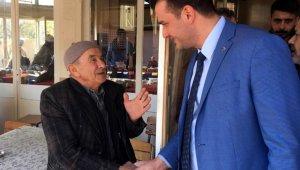 Aydın MHP emeklileri unutmadı