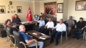 Aydın MHP istişare toplantısında buluştu