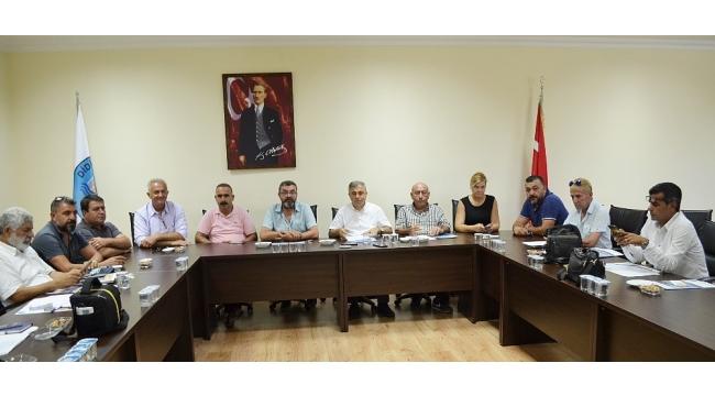 Didim'de balık çiftlikleri ve OSB tartışmaları
