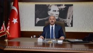 Vali Köşger'in 24 Temmuz Basın Bayramı kutlama mesajı