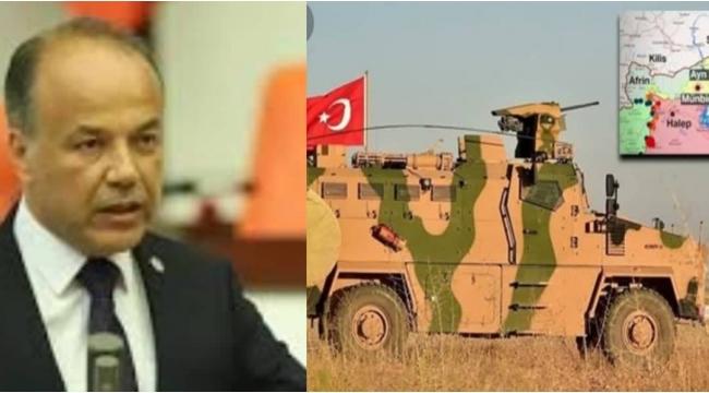 AK PARTİ'Lİ YAVUZ : ''FIRAT'IN DOĞUSUNU TERÖR'DEN TEMİZLEYECEĞİZ''