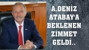 ATABAY'I ZOR GÜNLER BEKLİYOR
