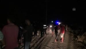 Aydın'da 2 kişi sulama kanalında kayboldu