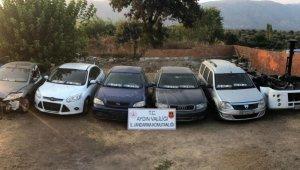 Aydın'da resmi belgede sahtecilik yapan 2 şüpheli gözaltına alındı