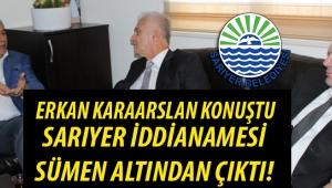 Erkan Karaaslan konuşmaya başladı...CHP'li belediyelerde sıkıntı büyük