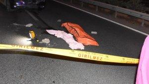 İYİ Partili Milletvekilinin otoyolda çarptığı yaya hayatını kaybetti