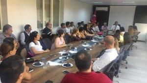 Kuşadası'nda gıda güvenliği toplantısı yapıldı