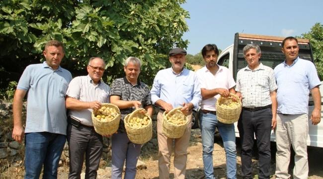 """Kuyucak Belediye Başkanı Ertürk, """"Jeotermal santraller incire zarar veriyor algısı oluşturulmaya çalışılıyor"""""""