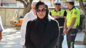 Muğla Valisi Civelek Aydın'da gözyaşı döktü