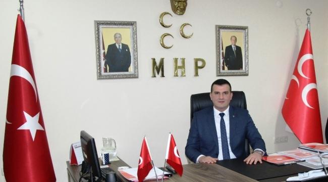 """Pehlivan, """"Türk milletinin verdiği yetkiyi, terör ve teröristler için kullanılmasına müsaade edilmez"""""""