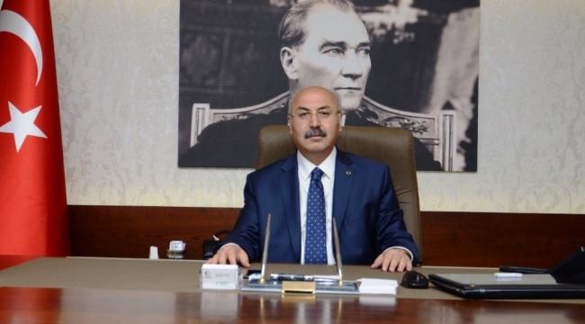 Vali Yavuz Selim Köşger'in Kurban Bayramı mesajı